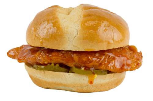 Chicken Sandwich Mandarin Orange